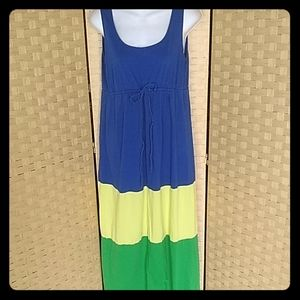 Womens Old Navy Maternity Maxi Dress Size SP